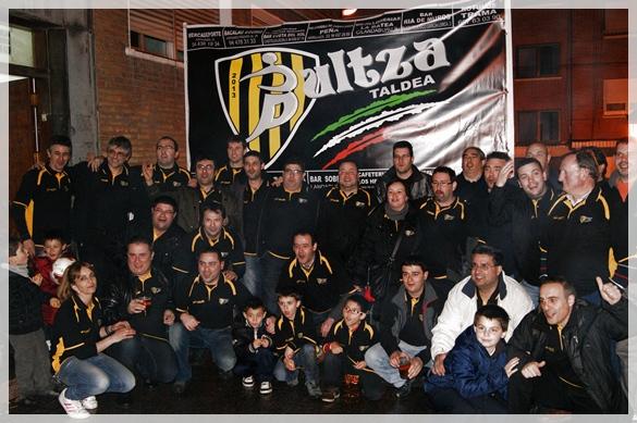 Bultza Taldea organiza un autocar a Irún