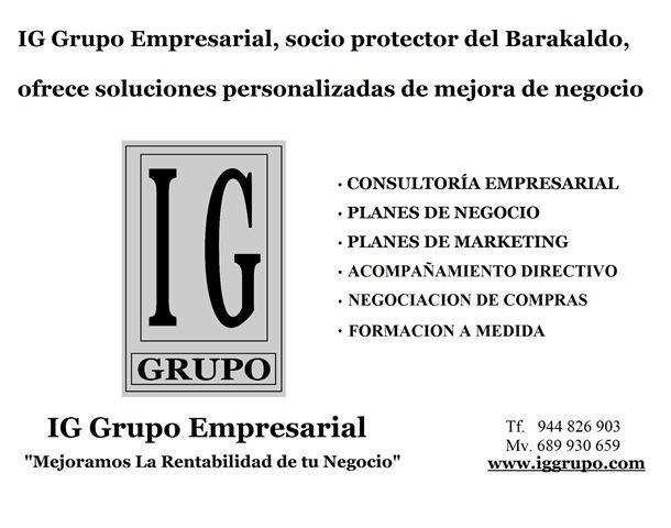 Anuncio IG Grupo
