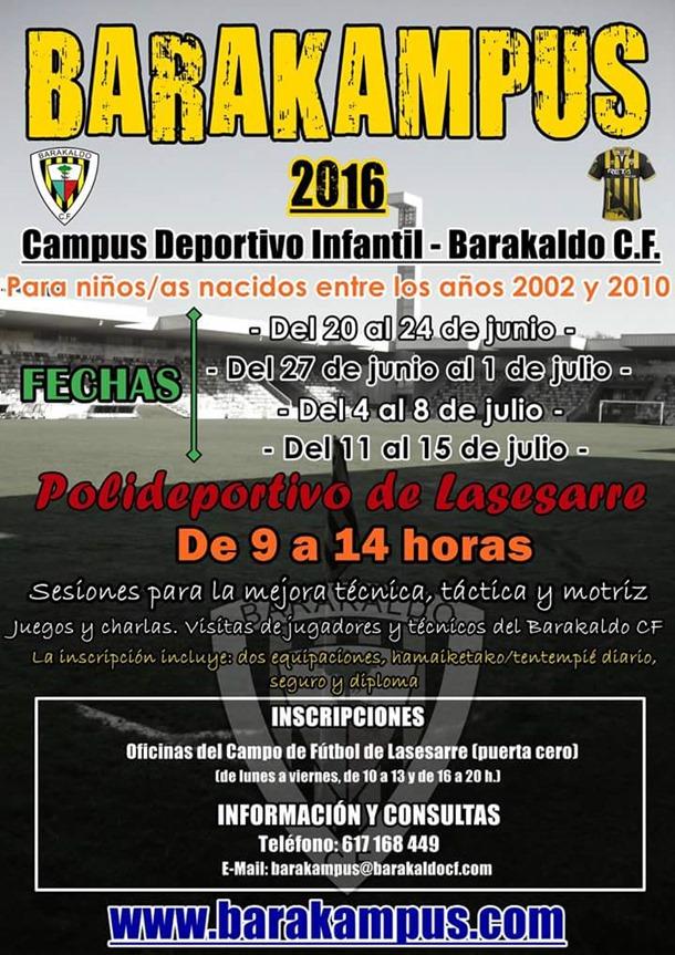 barakampus2016 verano